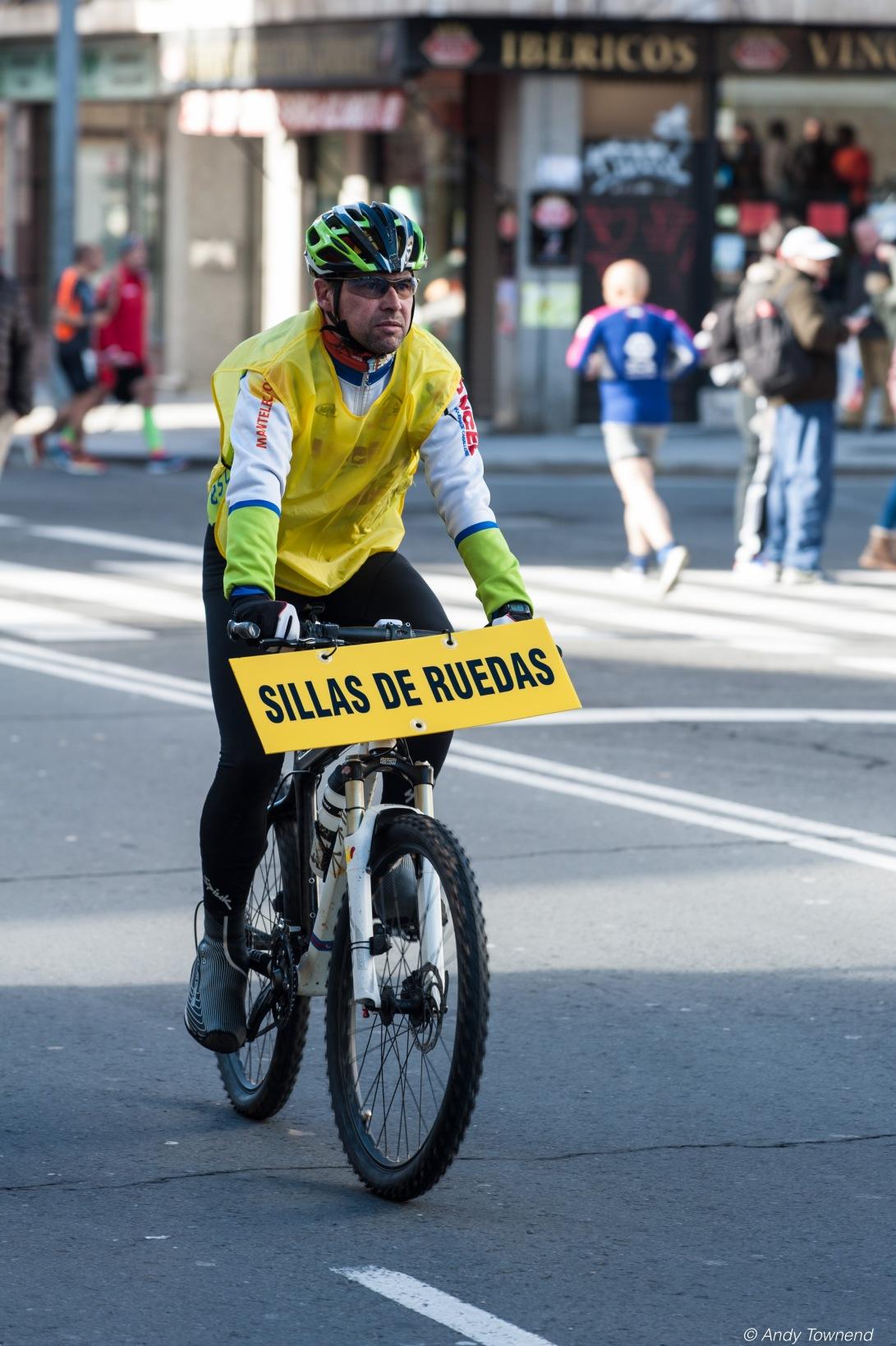 Chase bike